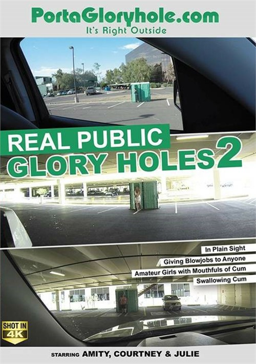 Real Public Glory Holes #2