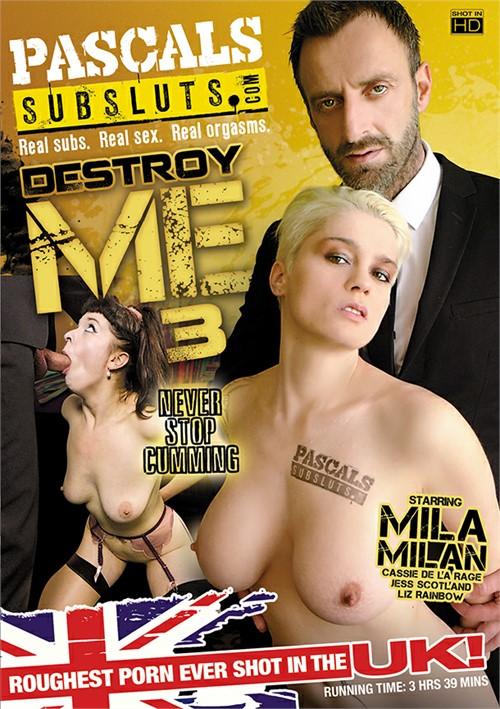 Destroy Me #3
