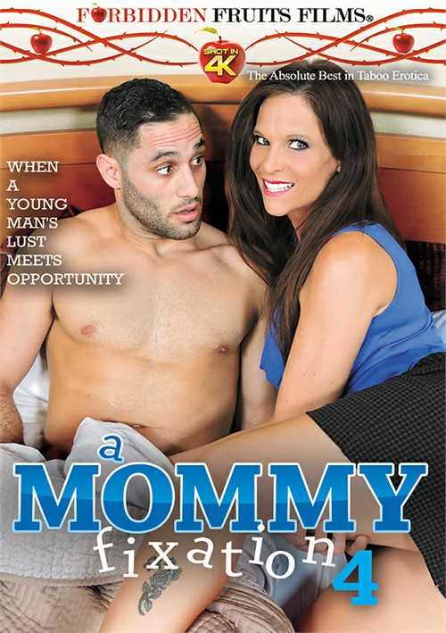 A Mommy Fixation #4