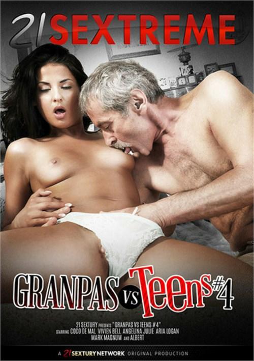 Granpas vs. Teens #4