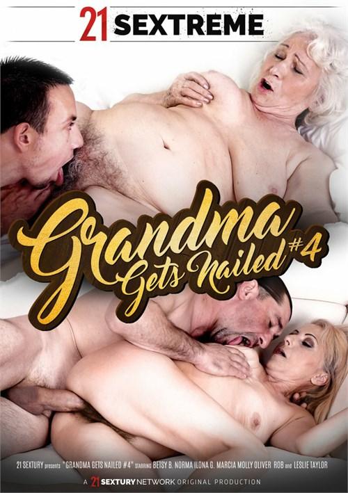 Grandma Gets Nailed #4