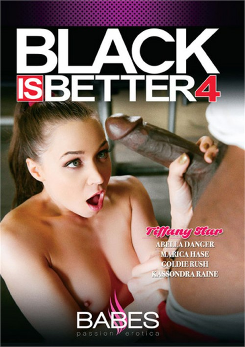 Black Is Better #4