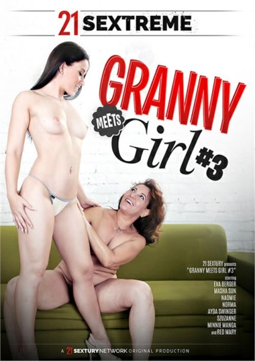 Granny Meets Girl #3