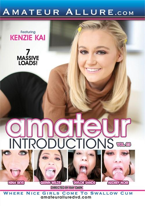 Amateur Introductions #25
