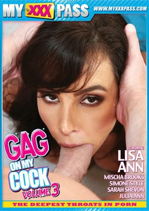 Gag On My Cock #3