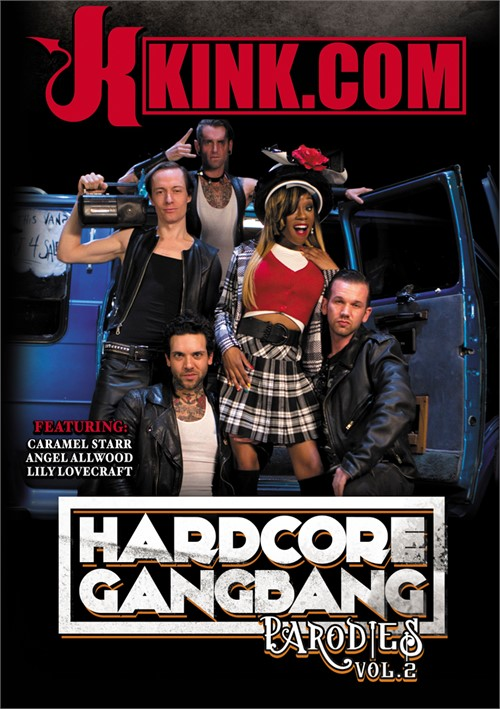 Hardcore Gangbang Parodies #2