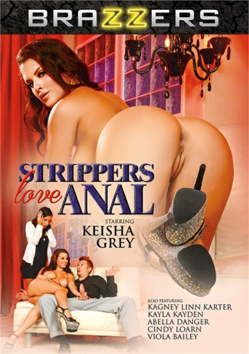 Strippers Love Anal