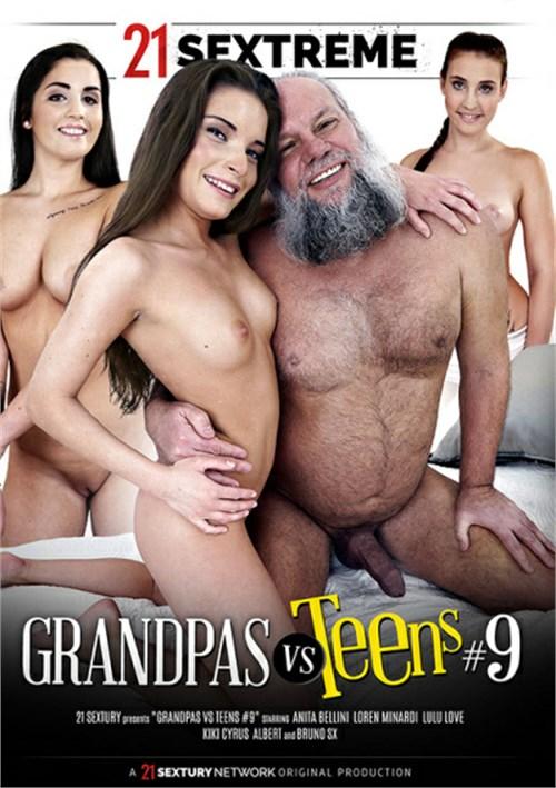 Granpas vs. Teens #9