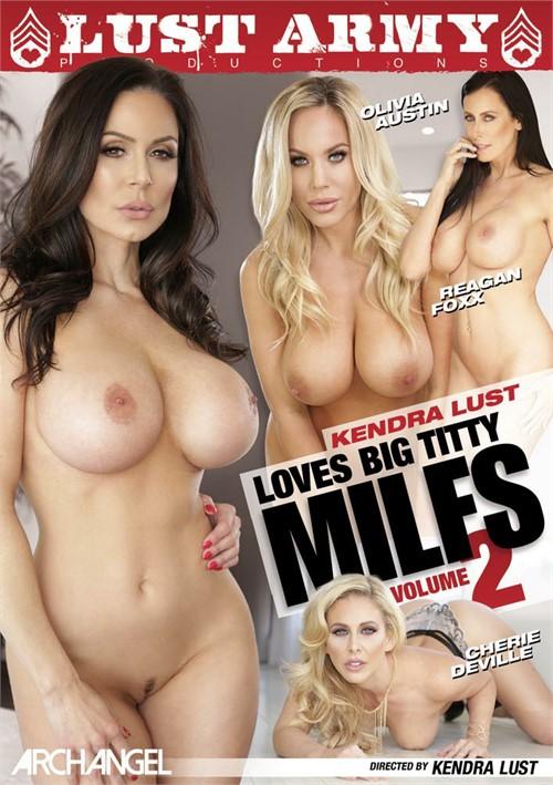 Kendra Lust Loves Big Titty MILFS #2