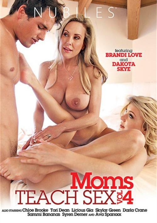 Moms Teach Sex #4
