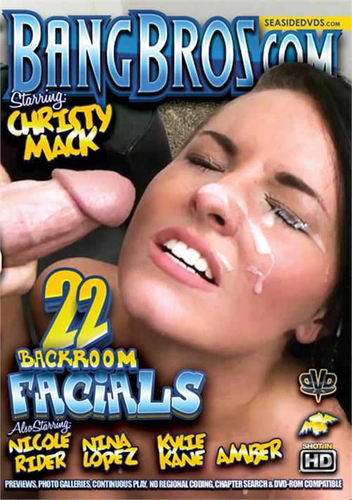 Backroom Facials #22