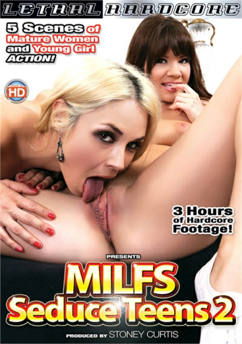 Milfs Seduce Teens #2