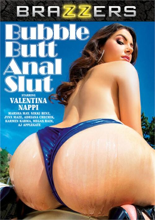 Bubble Butt Anal Slut