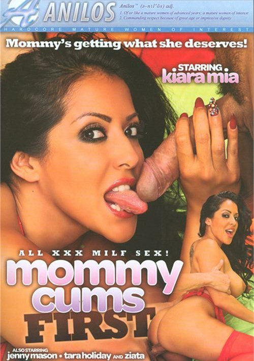 Mommy Cums First