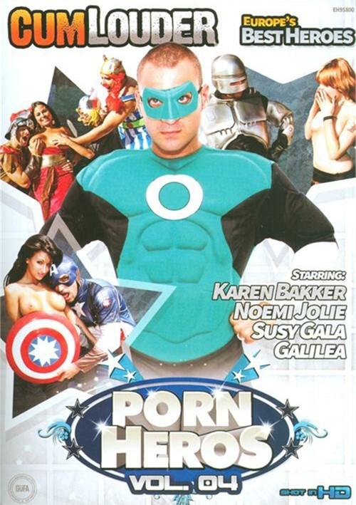 Porn Heros #5