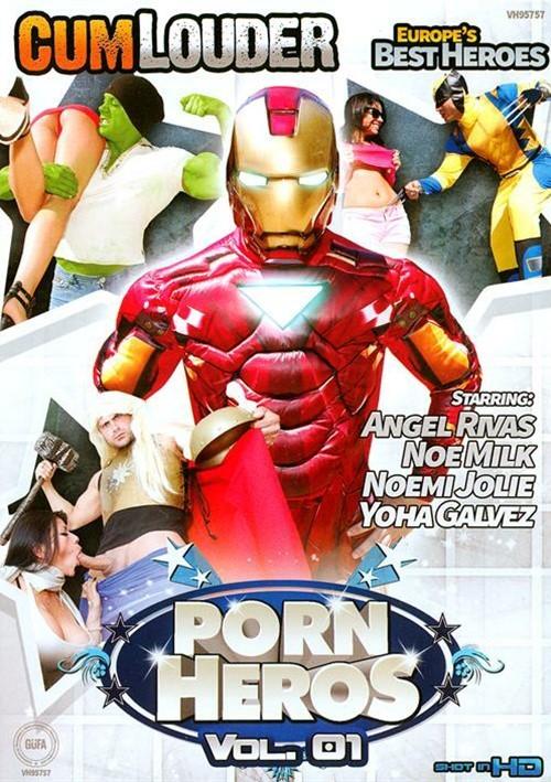 Porn Heros #1
