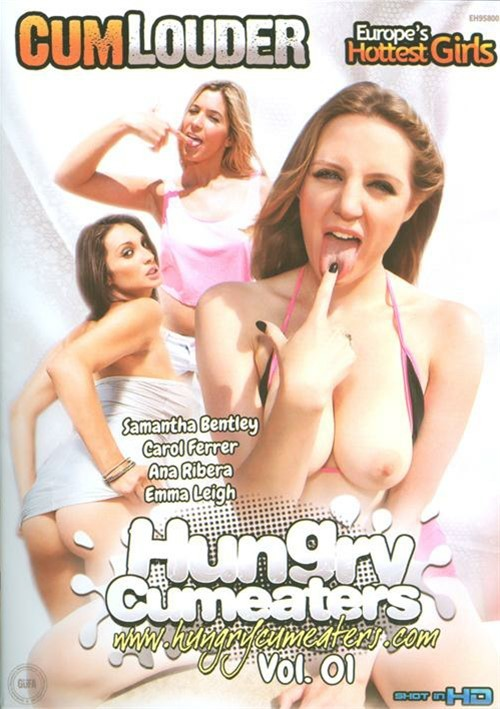 Hungry Cum Eaters #1