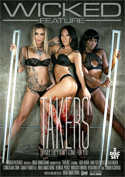 Takers DVD