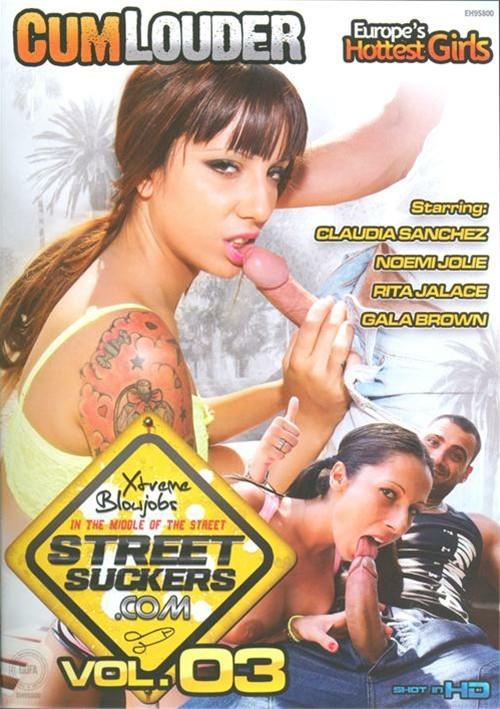 Street Suckers #3