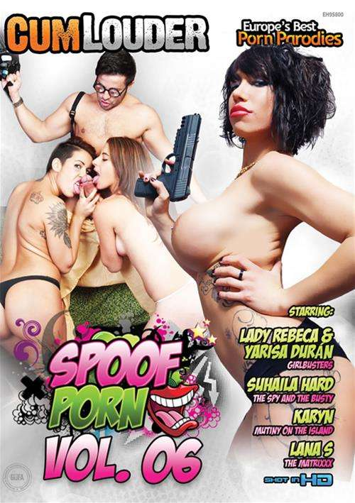 Spoof Porn #6