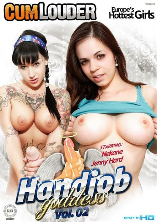 Handjob Goddess #2