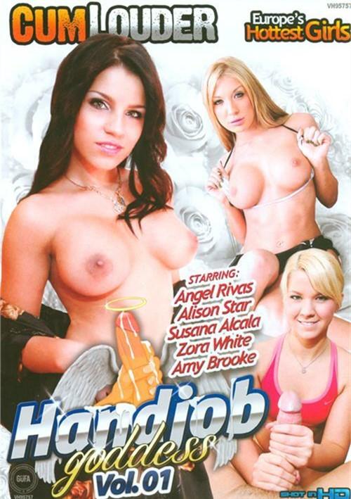 Handjob Goddess #1