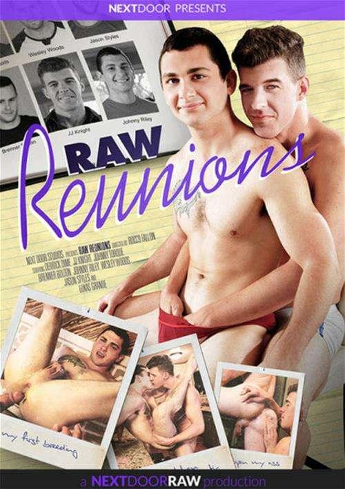 Raw Reunions DVD