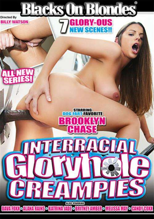 Interracial Gloryhole Creampies
