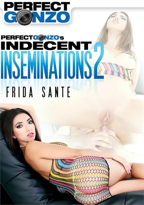 Indecent Inseminations #2 DVD