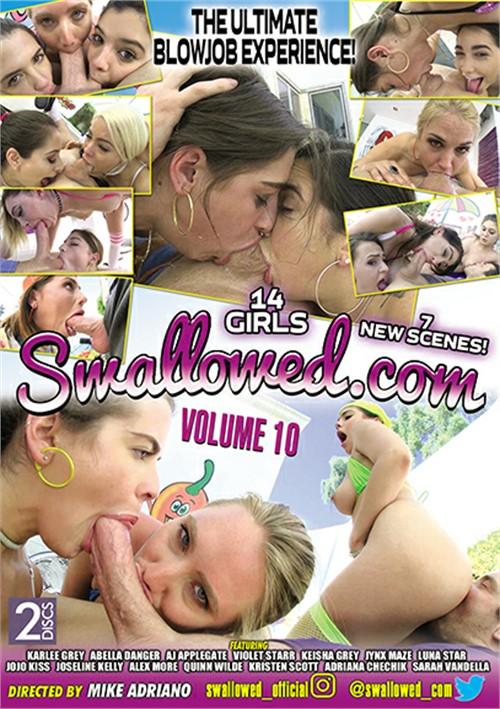 Swallowed #10 DVD