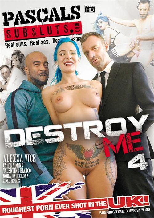 Destroy Me #4
