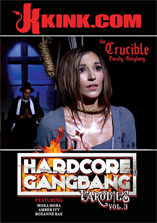 Hardcore Gangbang Parodies #3