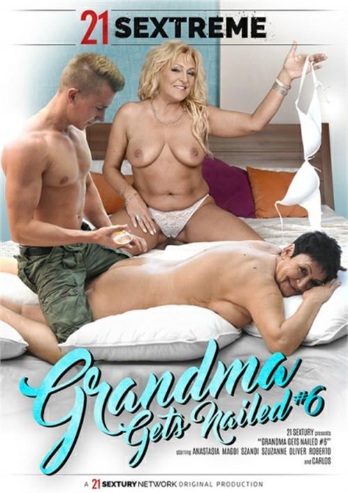 Grandma Gets Nailed #6
