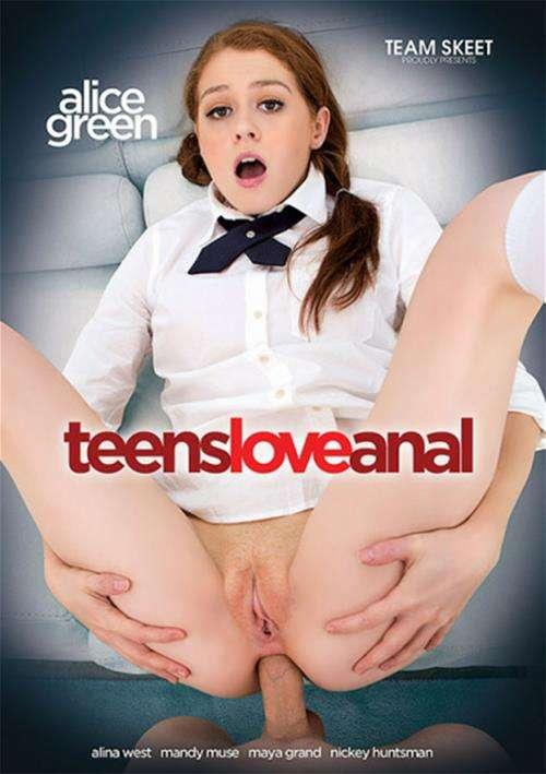 Teens Love Anal