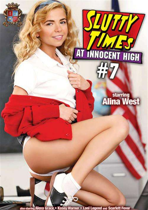 Slutty Times At Innocent High #7