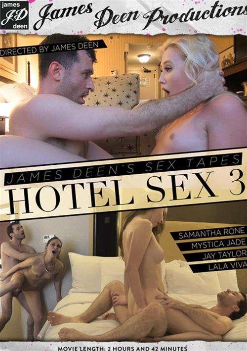 James Deen's Sex Tapes: Hotel Sex #3