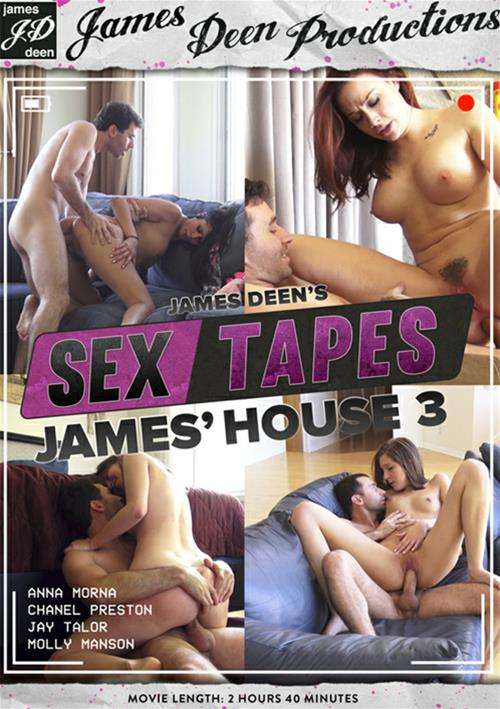 James Deen's Sex Tapes: James' House #3