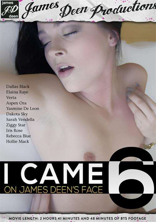 I Came On James Deen's Face #6