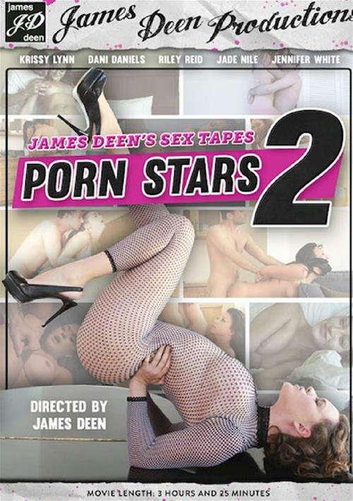 James Deen's Sex Tapes: Porn Stars #2