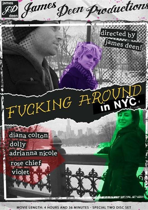 Fucking Around in NYC