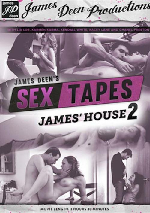 James Deen's Sex Tapes: James' House #2
