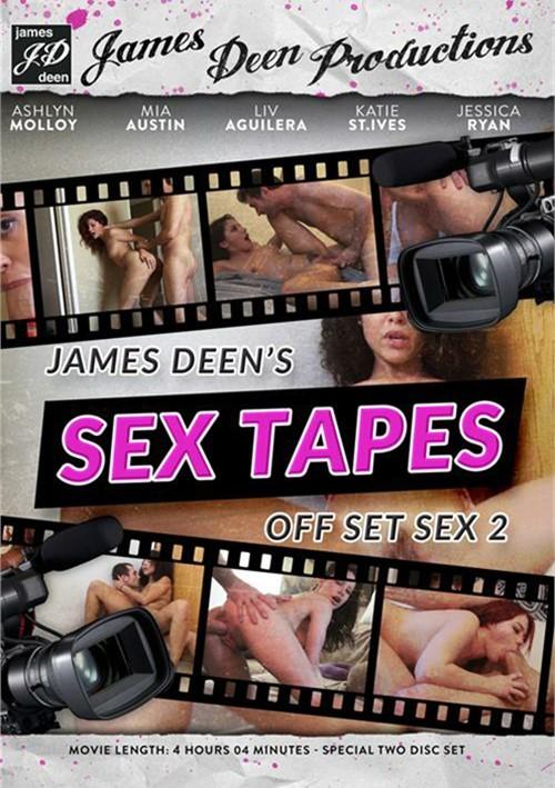 James Deen's Sex Tapes: Off Set Sex #2