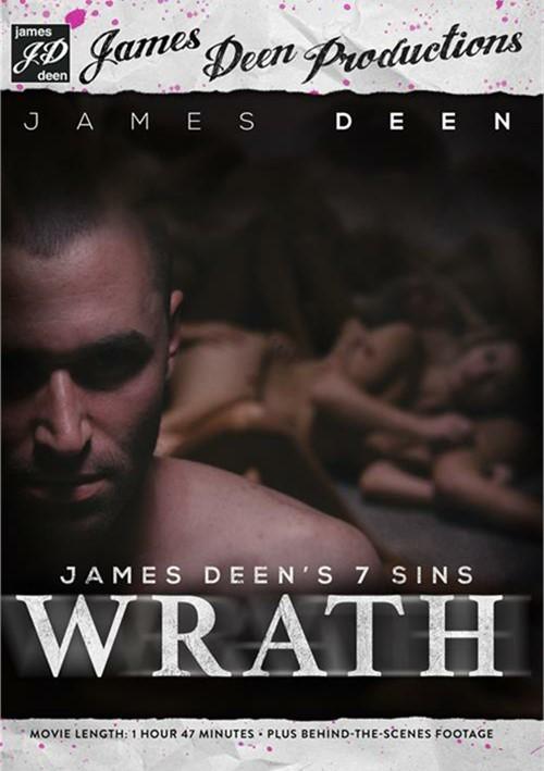 James Deen's 7 Sins: Wrath
