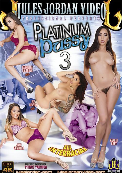 Platinum Pussy #3