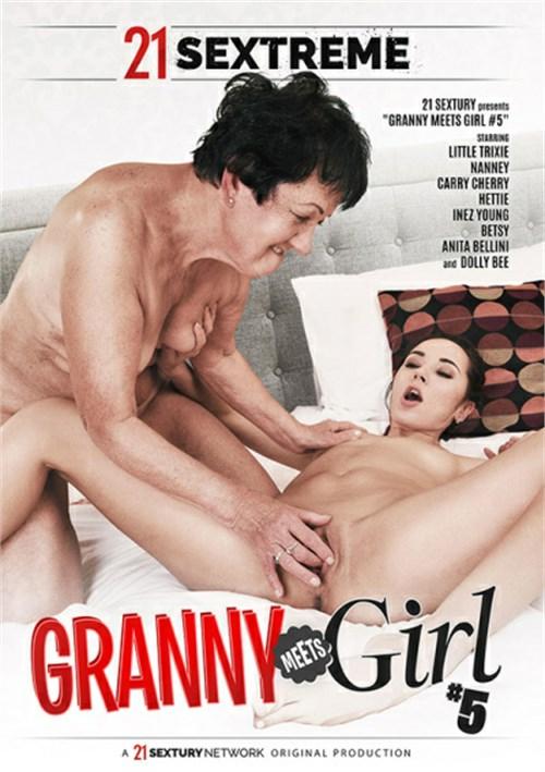 Granny Meets Girl #5
