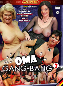 Oma Gang-Bang #3