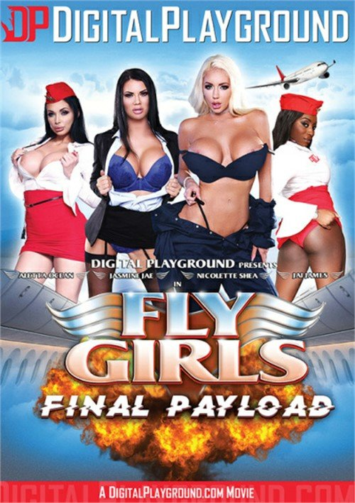 Fly Girls: Final Payload DVD