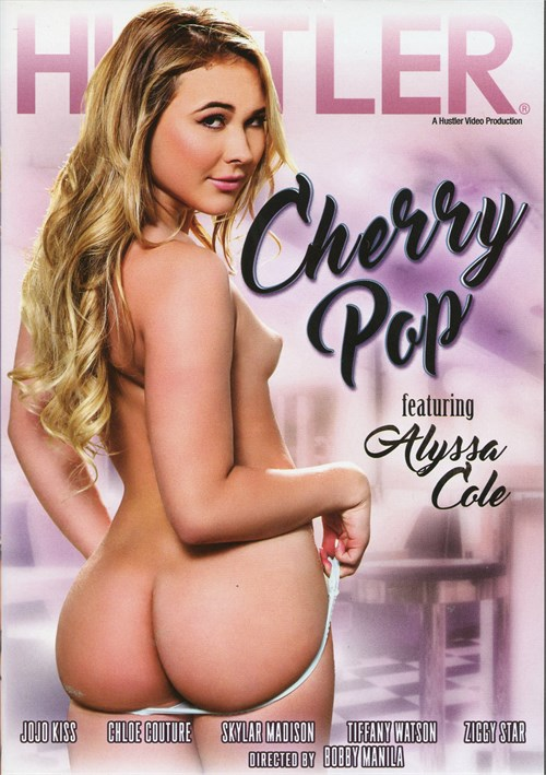 Cherry Pop DVD