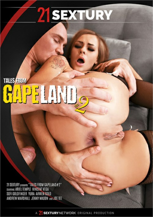 Tales From GapeLand #2 DVD