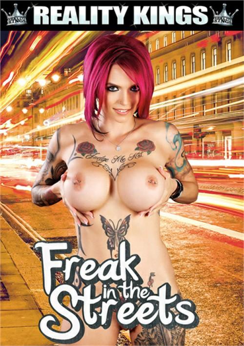 Freak In The Streets
